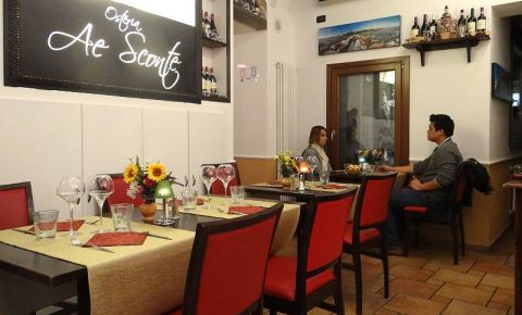 Restaurantul Osteria Ae Sconte