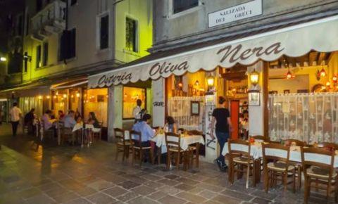 Restaurantul Osteria Oliva Nera