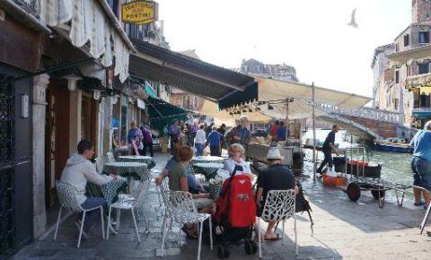 Restaurant Pontini - Venetia