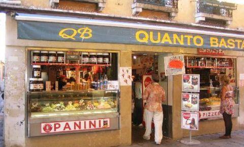 Restaurantul Quanto Basta