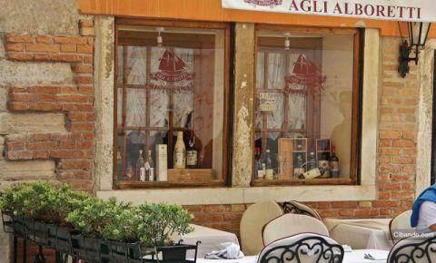 Restaurantul Ristorante Agli Alboretti