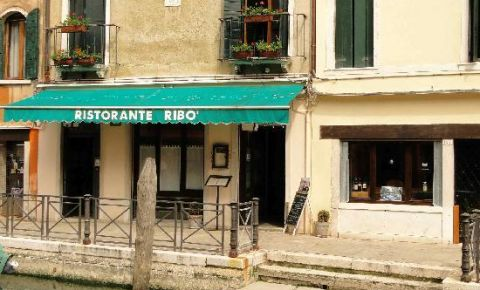 Restaurantul Ristorante Ribot