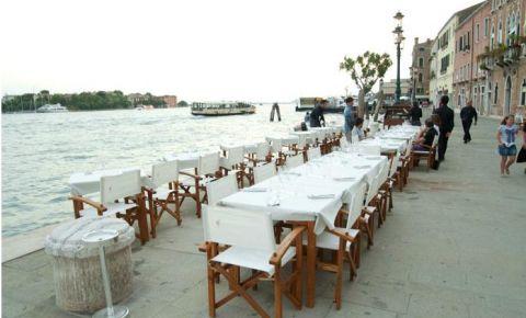 Restaurant Riviera - Venetia