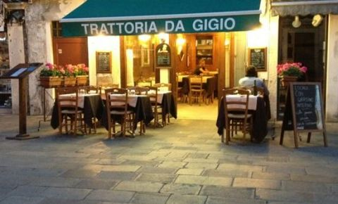 Restaurantul Trattoria da GiGio