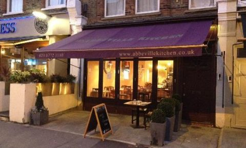 Restaurant Abbeville Kitchen - Londra
