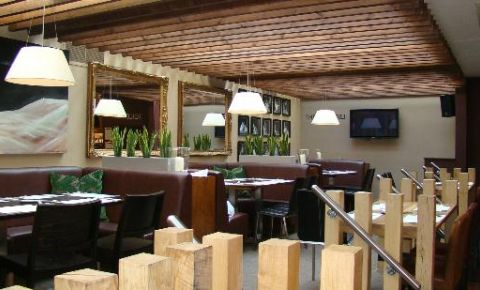 Restaurant Abbey Bar - Londra