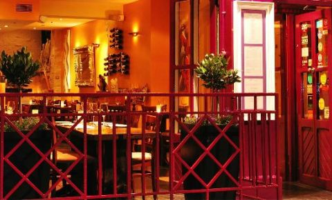 Restaurant About Thyme - Londra
