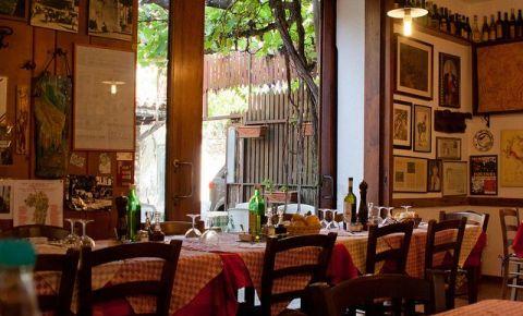 Restaurantul Al Vecchio Stallo