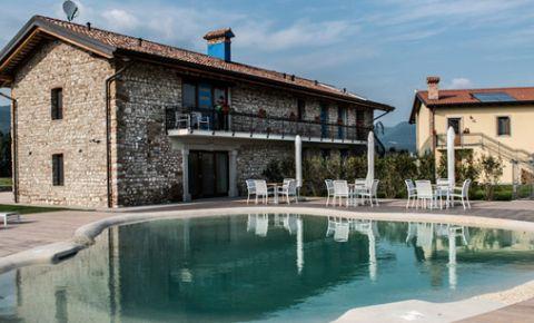 Restaurantul Alloggio Agrituristico Borgo Chiasalp