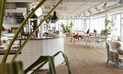 Restaurant Alois Daniel Bakery - Viena
