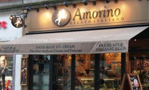 Restaurantul Amorino