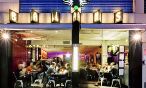 Restaurant Balans - Londra