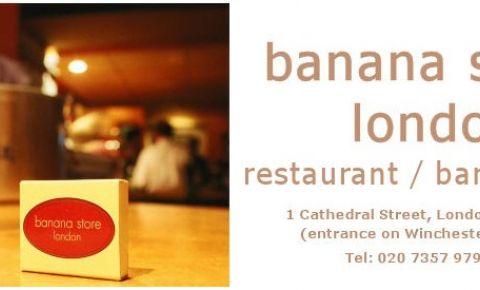 Restaurantul Banana Store
