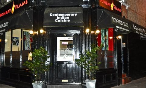 Restaurantul Bombay Flame