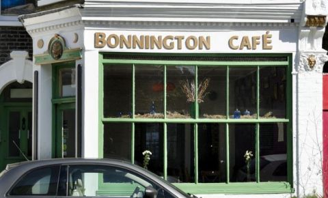 Restaurantul Bonnington Centre Cafe
