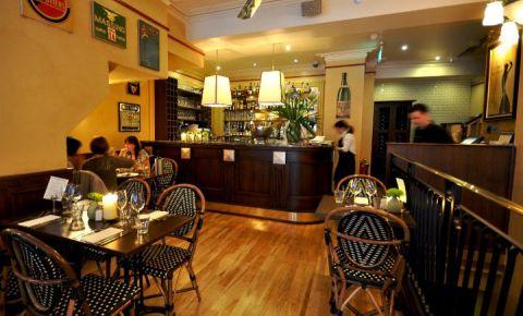Restaurantul Boulevard Brasserie