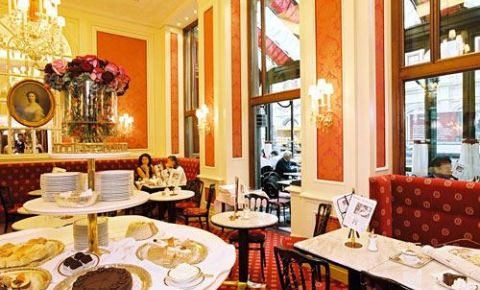 Restaurantul Cafe Sacher Vienna