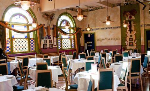 Restaurant Cafe Spice Namaste - Londra