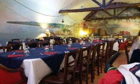 Restaurantul Canta Napoli