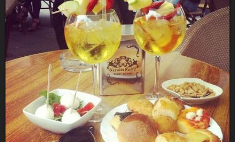 Restaurant Ceraldi Caffe' - Napoli