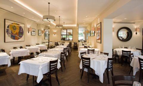 Restaurantul Chez Bruce