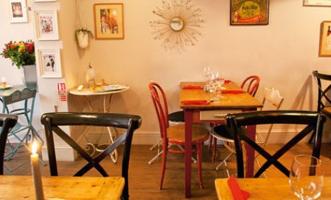 Restaurantul Chez Elles