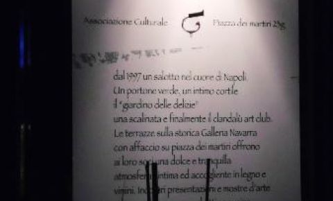 Restaurant Clandalu Art Club - Napoli