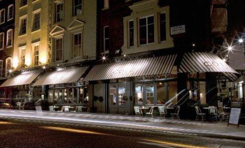 Restaurantul Cote Brasserie - Covent Garden
