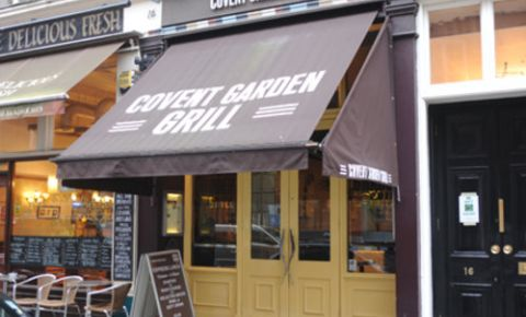 Restaurantul Covent Garden Grill