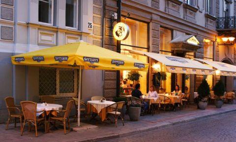 Restaurantul Da Antonio