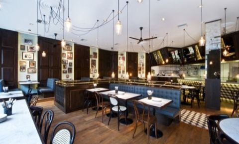 Restaurant Dishoom Covent Garden - Londra
