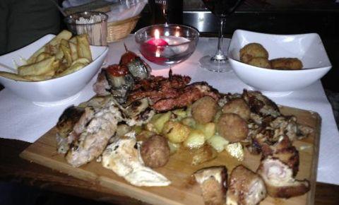 Restaurant diWine Bar - Napoli