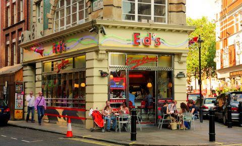 Restaurantul Ed's Easy Diner - Moor Street