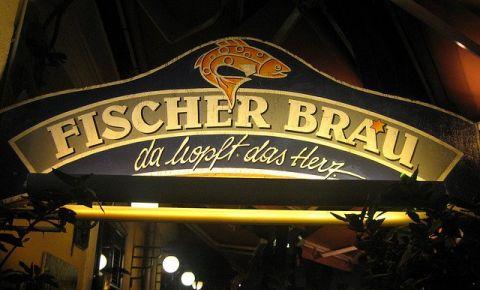 Restaurantul Fischer Brau