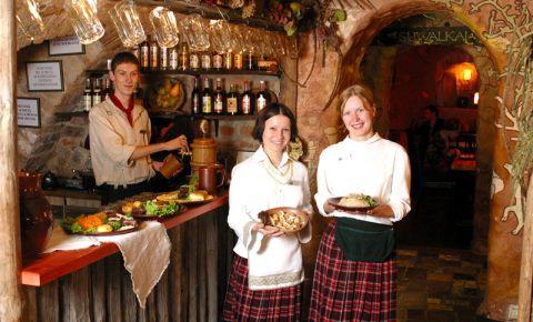 Restaurantul Forto Dvaras