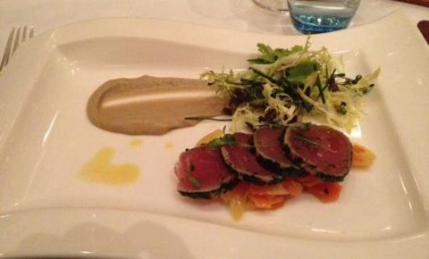 Restaurantul Galvin Bistrot de Luxe