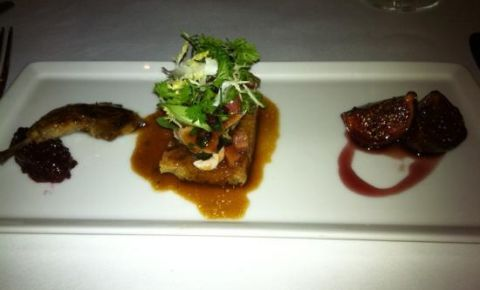 Restaurantul Galvin La Chapelle