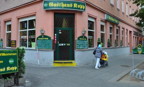 Restaurantul Gasthaus Kopp