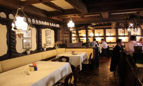 Restaurantul Gasthaus Nestroy