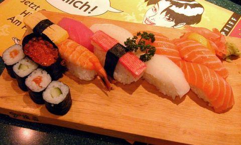 Restaurantul Ginger Sushi