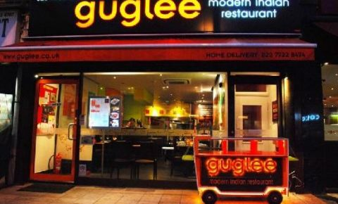 Restaurant Guglee Swiss Cottage - Londra