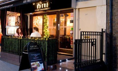 Restaurant Hache Camden - Londra