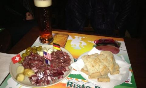 Restaurant Harnold's Ristopub - Napoli