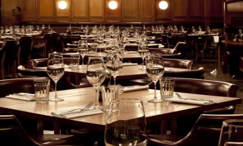 Restaurantul Hawksmoor Guildhall