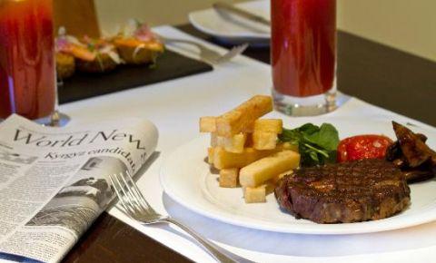 Restaurantul Indigo