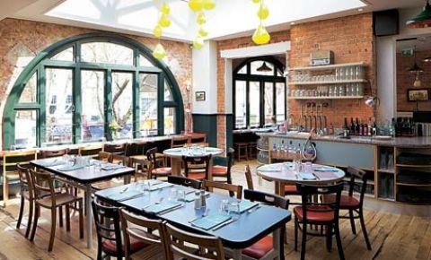 Restaurant Jack's Place - Londra