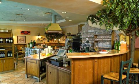 Restaurantul Jonathan & Sieglinde