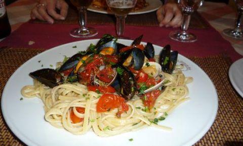 Restaurantul La Cantina dei Mille