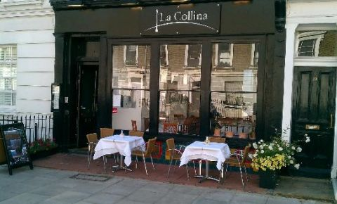 Restaurantul La Collina