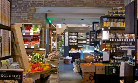 Restaurant La Fromagerie - Londra